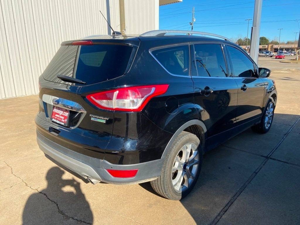 2016 ford escape titanium in muskogee ok james hodge ford
