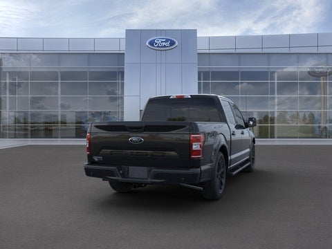 James Hodge Ford Muskogee >> 2020 Ford F-150 XLT in Muskogee, OK | Tulsa Ford F-150 | James Hodge Ford